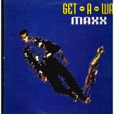 Discos de vinilo: MAXX - GET-A-WAY - MAXI SINGLE 1993 - ED. ESPAÑA. Lote 288529363