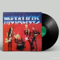 Discos de vinilo: METALICOS – CORAZÓN DE METAL. Lote 263665485