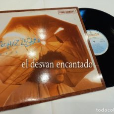 Discos de vinilo: PINO DANIELE SCHIZZECHEA WITH LOVE LP 1988 EMI EDICION ESPAÑOLA SPAIN. Lote 263665715