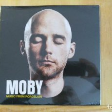 Discos de vinilo: MOBY – MUSIC FROM PORCELAIN. Lote 263665980
