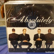 Discos de vinilo: LP ABC ABSOLUTELY ESPAÑA 1990 ESTADO GENERAL CORRECTO. Lote 263675460