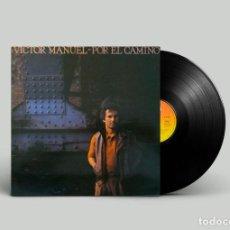 Discos de vinilo: VÍCTOR MANUEL – POR EL CAMINO. Lote 263675840