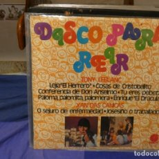 Discos de vinilo: BIZARRO LP DISCO PARA REIR TONY LEBLANC XAN DAS CANICAS IMPACTO CA 1975 BUEN ESTADO. Lote 263675965