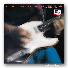 Discos de vinilo: LA GUARDIA - AL OTRO LADO. Lote 263686730