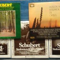 Discos de vinilo: LOTE 5 LP / VINILOS OPERA Y MUSICA CLASICA. Lote 263696910