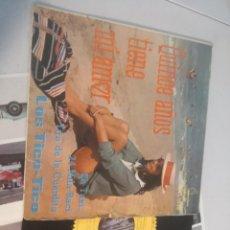 Discos de vinilo: SINGLE QUINCE AÑOS TIENE MI AMOR LOS TICO TICO TIRA LA CUERDITA SINGLE VINILO BEROFON. Lote 263698610