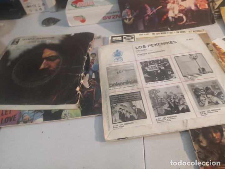 Discos de vinilo: 12 single discos música..( the Beatles, Jorge ben entre otros) - Foto 8 - 263703660