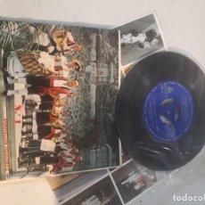Discos de vinilo: AGRUPACIÓN FOLKLORICA DE LA MASA CORAL TINERFEREÑA - SINGLE VINILO - ALHAMBRA - 1963. Lote 263704220