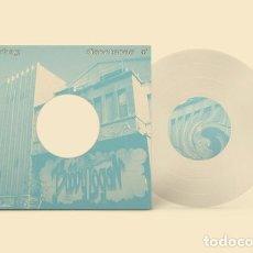 Discos de vinilo: AIRBAG EP 10'' VINILO TRANSPARENTE. MUY LIMITADO Y DESCATALOGADO. NUEVO. Lote 263707440