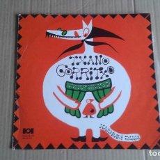 Discos de vinilo: TXANO GORRITXO XARIBARI TALDEA LP 1975. Lote 263717765