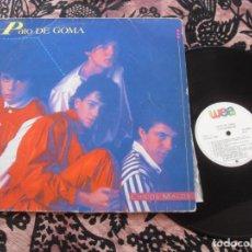 Discos de vinilo: PATO DE GOMA LP. CHICOS MALOS MADE IN SPAIN. 1984. Lote 263739375
