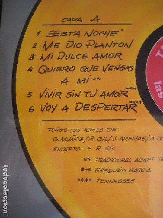 Discos de vinilo: Las Mejores Canciones De Tennessee - LP DIAL 1990 PRECINTADO - ROCK N ROLL - DOO WOP - Foto 3 - 263755660
