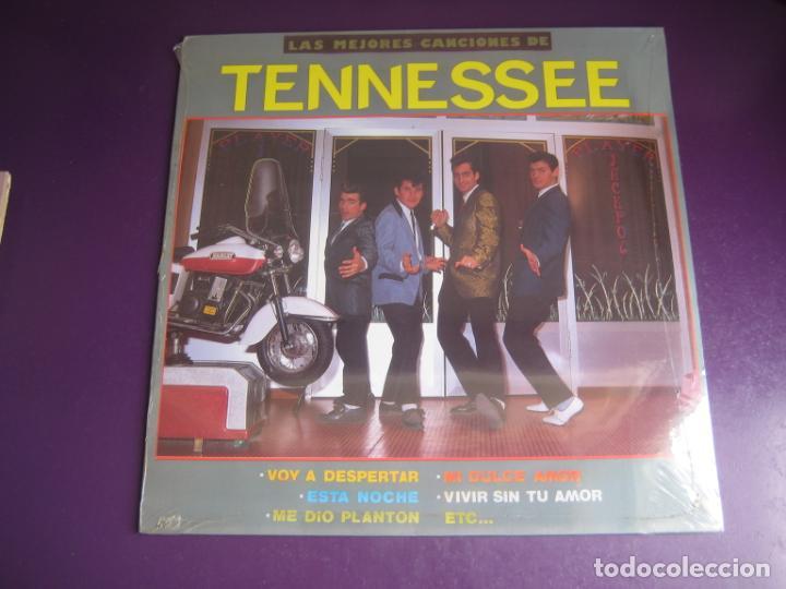 LAS MEJORES CANCIONES DE TENNESSEE - LP DIAL 1990 PRECINTADO - ROCK N ROLL - DOO WOP (Música - Discos - LP Vinilo - Grupos Españoles de los 70 y 80)