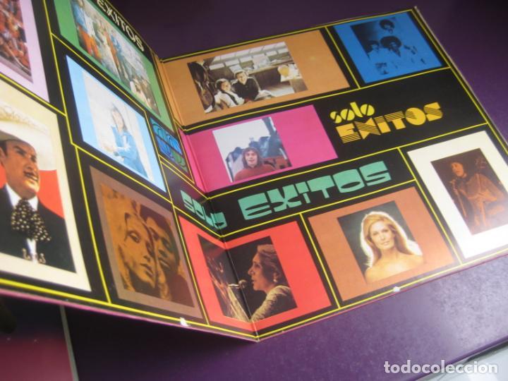 Discos de vinilo: SOLO EXITOS - LP RECOP NOVOLA 1975 - SERRAT - MOCEDADES - ORNELLA VANONI - ETC 12 TEMAS - SIN USO - Foto 2 - 263756150
