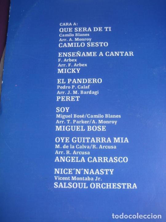 Discos de vinilo: EXITOS 77 - LP RECOP ARIOLA - MIGUEL BOSE - PERET - CAMILO SESTO - CELENTANO - RITA PAVONE -ETC - Foto 3 - 263757380