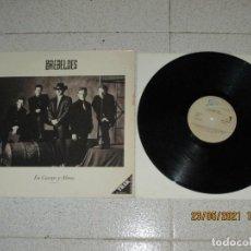 Discos de vinilo: LOS REBELDES - EN CUERPO Y ALMA -. Lote 263758740
