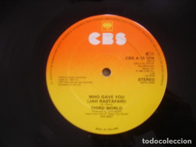 Discos de vinilo: Third World  Dancing On The Floor (Hooked On Love) - Foto 2 - 263761390