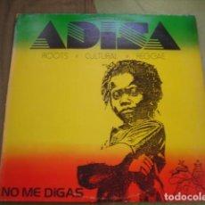 Discos de vinilo: ADISA NO ME DIGAS. Lote 263762720