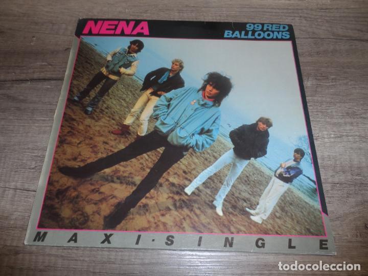 NENA - 99 RED BALLONS (Música - Discos de Vinilo - Maxi Singles - Pop - Rock - New Wave Internacional de los 80)