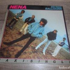 Discos de vinilo: NENA - 99 RED BALLONS. Lote 263764715