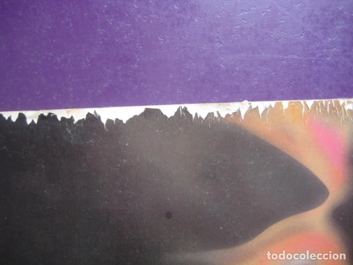 Discos de vinilo: Ñu – Fuego - LP CHAPA 1983 EDICION ORIGINAL CON LETRAS Y POCO USO - HARD ROCK FOLK METAL - Foto 2 - 263777150