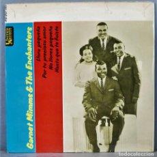 Discos de vinilo: EP. GARNET MIMMS. THE ENCHANTERS. LLORA PEQUEÑA. Lote 263792515