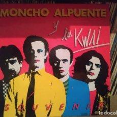 Discos de vinilo: MONCHO ALPUENTE Y LOS KWAI - SOUVENIR - LP 1980 - MOVIEPLAY. Lote 263796095