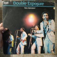 Discos de vinilo: MAXI SINGLE DOUBLE EXPOSURE TEN PERCENT 1976. Lote 263797480