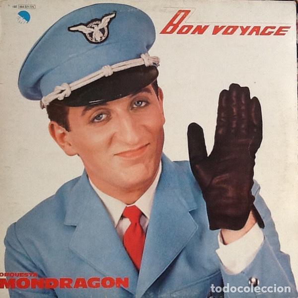 ORQUESTA MONDRAGÓN – BON VOYAGE (Música - Discos - LP Vinilo - Grupos Españoles de los 70 y 80)