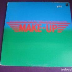 Discos de vinilo: MAKE-UP – FIND OUT - MAXI SINGLE COLUMBIA 1985 - HARD ROCK HEAVY METAL JAPON - VINILO SIN USO. Lote 263805555