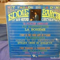 Discos de vinilo: LP ESPAÑA 1966 EDDIE BARCLAY ET SON GRAND ORCHESTRA BUEN ESTADO. Lote 263874175