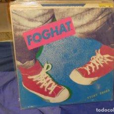 Discos de vinilo: LP CLASICO DEL ROCK AMERICANO FOGHAT TIGHT TOES BUEN ESTADO 1980. Lote 263874420