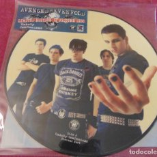 Discos de vinilo: AVENGED SEVENFOLD – UNHOLY CONFESSIONS - MAXISINGLE PICTURE DISC RSD 2010. Lote 263743270