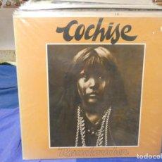 Discos de vinilo: LP FOLK AGITADOR POLITICO COCHISE RAUCHZCICHEN ALEMANIA 1979 BUEN ESTADO. Lote 263884030