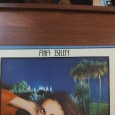 Discos de vinilo: LP-ANA BELÉN-CON LAS MANOS LLENAS EN FUNDA ORIGINAL. Lote 263886390