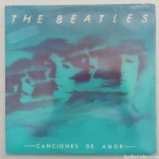 Discos de vinilo: BEATLES LOTE ALBUMES DE COLECCION. Lote 263903510