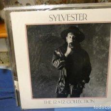 Disques de vinyle: DOBLE LP SYLVESTER THE 12X12 COLLECTION MUY BUEN ESTADO GENERAL 1988. Lote 263907845