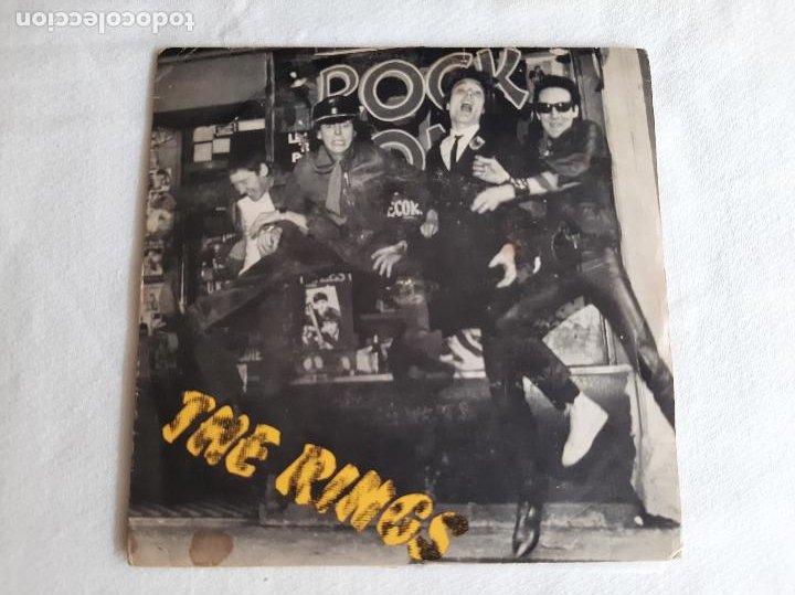 "THE RINGS -I WANNA BE FREE- (1977) SINGLE 7"" (Música - Discos - Singles Vinilo - Punk - Hard Core)"