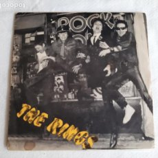 """Disques de vinyle: THE RINGS -I WANNA BE FREE- (1977) SINGLE 7"""". Lote 263909080"""