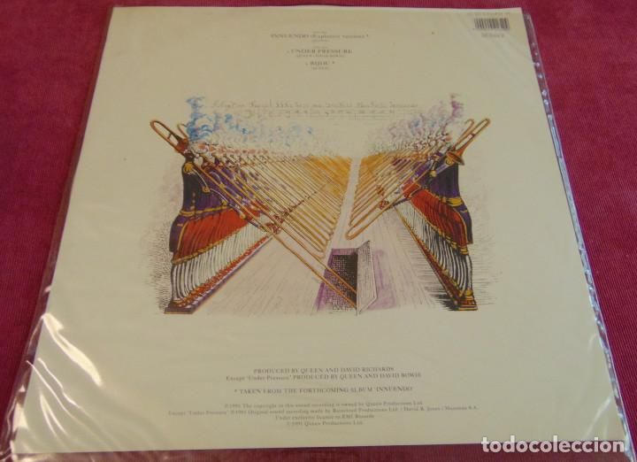 Discos de vinilo: Queen – Innuendo (Explosive Version) - 12 PICTURE DISC 1991 - Foto 2 - 263747470