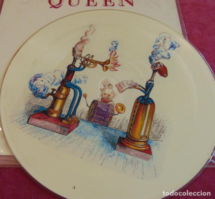 Discos de vinilo: Queen – Innuendo (Explosive Version) - 12 PICTURE DISC 1991 - Foto 3 - 263747470