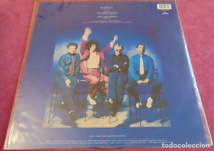 Discos de vinilo: Queen – Headlong - MAXISINGLE 12 PICTURE DISC 1991 - Foto 3 - 263749690