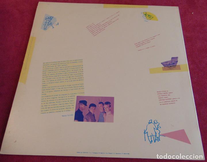 Discos de vinilo: Radio Futura – Dance Ud. / TUS PASOS - MAXISINGLE 12 1983 - Foto 2 - 263752370