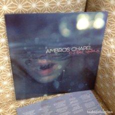 Discos de vinilo: AMBROS CHAPEL - THE LAST MEMORIES - LP EDICION LIMITADA -CURE - BAUHAUS - PETER MURPHY-JOY DIVISION. Lote 263914615