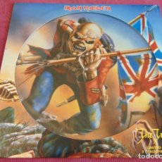 Discos de vinilo: IRON MAIDEN - THE TROOPER - MAXISINGLE 12'' UK PICTURE DISC 2005. Lote 263760310