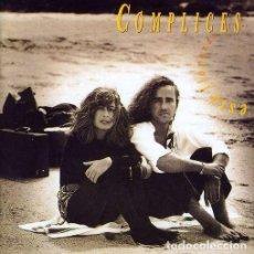 Disques de vinyle: CÓMPLICES * LP VINILO * ESTÁ LLORANDO EL SOL * 1991 / GOLPES BAJOS. Lote 263958605