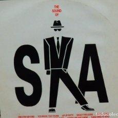 Discos de vinilo: THE SOUND OF SKA * LP VINILO * UK 1992 * QUALITY TELEVISION * ULTRARARE!!. Lote 263959865