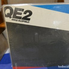 Disques de vinyle: LP ESPAÑA 1980 MIKE OLDFIELD QE 2 DECENTE LEVES SEÑALES DE USO. Lote 263962615