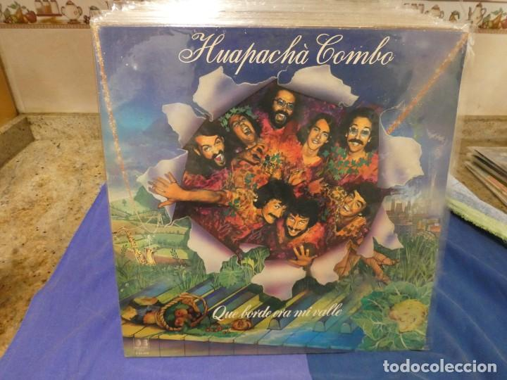 LP 1982 GFOLD BUEN ESTADO GENERAL HUAPACHA COMBO QUE VERDE ERA MI VALLE (Música - Discos - LP Vinilo - Jazz, Jazz-Rock, Blues y R&B)