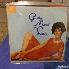 Discos de vinilo: LP DIM ESPAÑA 1968 GUITAR MOOD IN LATIN XAVIER CUGAT Y OTROS ESTADO ACEPTABLE. Lote 264052195